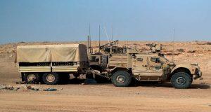 التحالف الدولي يرسل تعزيزات عسكرية جديدة إلى شرقي دير الزور