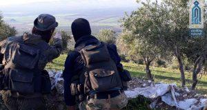 """""""تحرير الشام"""" تُسيطر على عدة مناطق بريف إدلب الجنوبي"""