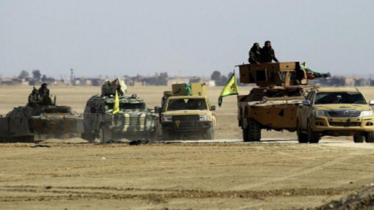 """""""قسد"""" تقترب من السيطرة على كامل بلدة الشعفة شرقي دير الزور"""