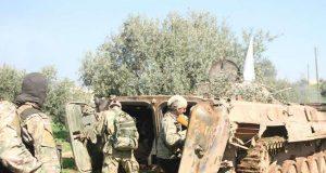 """اتفاق يُجبر """"أحرار الشام"""" على حل نفسها في سهل الغاب بريف حماة"""