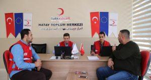 ما الخدمات التي يقدمها الهلال الأحمر للسوريين في تركيا؟