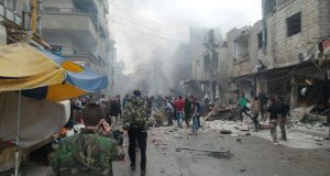"""""""نيويورك تايمز"""" تكشف تفاصيل جديدة عن الانفجار الذي استهداف قوات أمريكية في منبج"""