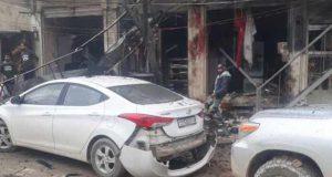 انفجار في منبج يوقع قتلى وجرحى من القوات الأمريكية
