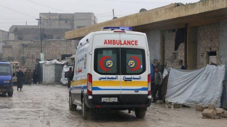 امرآة تقتل أطفالها خنقاً في مدينة الباب بريف حلب