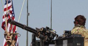 قوة عسكرية أمريكية تصل بلدة الباغوة في ريف ديرالزور