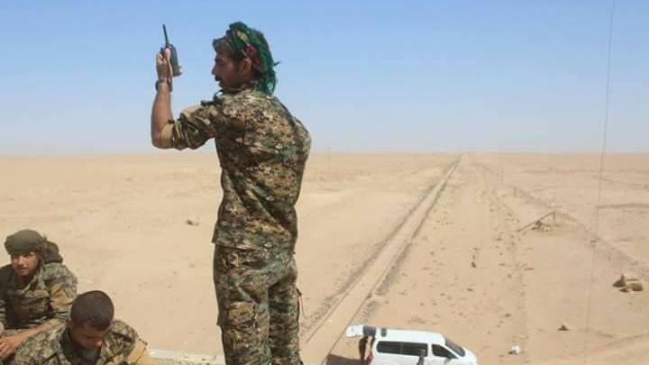بنود اتفاق بين قسد وداعش شرق دير الزور