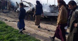 قتلى بتفجير استهدف حافلة عمال في الشحيل بريف دير الزور