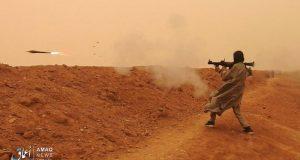 """تنظيم داعش يجدد نشاطه باستهداف آلية لـ""""قسد"""" في الرقة"""