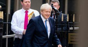 وصف بشار بالإرهابي ودعا روسيا للتخلي عنه رئيساً لوزراء بريطانيا