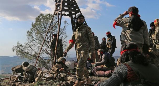 تقاسم سوري
