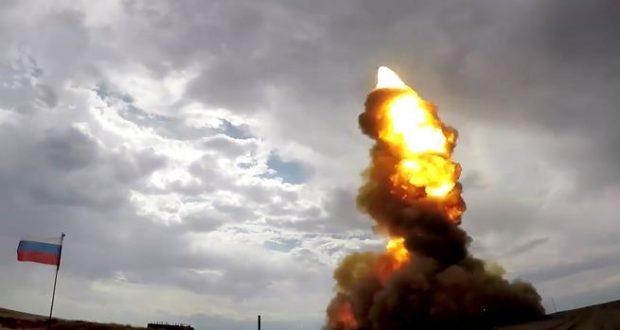 تستر روسي على ملابسات الانفجار النووي بالبحر الأبيض