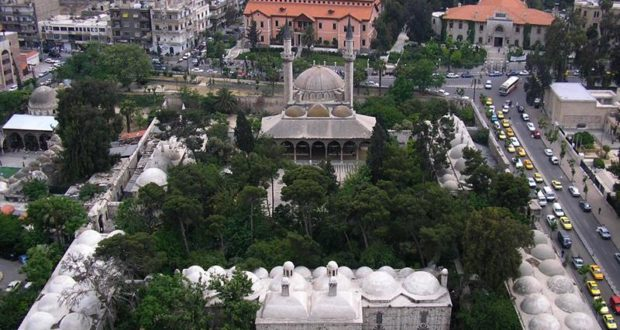 من باب شرقي إلى التكية السليمانية دمشق تستباح