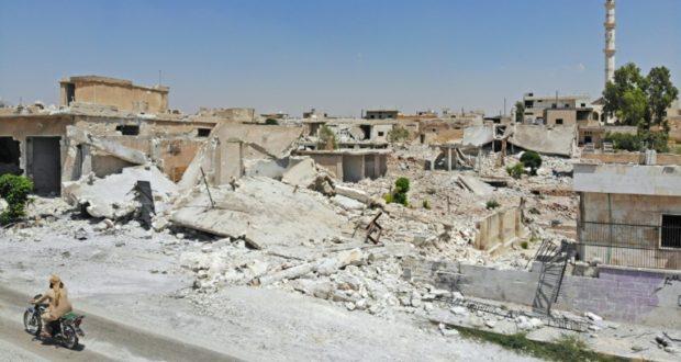نحو 60 قتيلاً في اشتباكات بين نظام الأسد والفصائل في إدلب