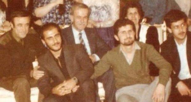 فراس ابن رفعت الأسد يكشف جزء من تاريخ عائلة الأسد القذر