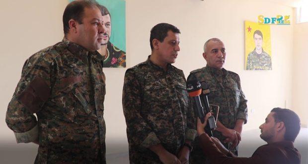 زعيم الوحدات الكردية مستعدون لاستئناف الحوار مع النظام السوري