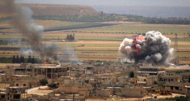 تزايد عدد الشهداء المدنيين مع اتساع نطاق الهجوم على ريفي إدلب وحماة