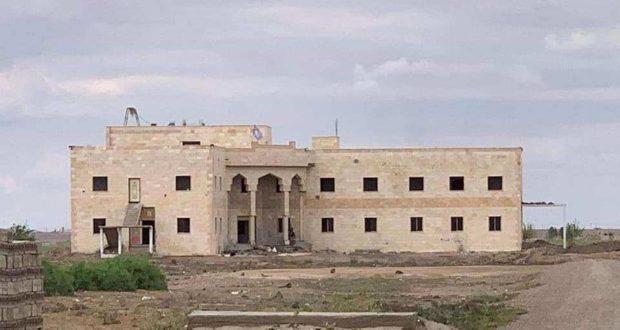 قسد تحول مشفى أبو حمام بريف دير الزور الشرقي إلى مقر عسكري