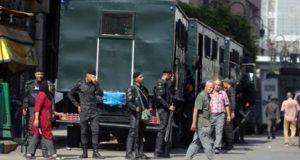 الأمن المصري يستنفر لمنع المظاهرات ضد نظام السيسي