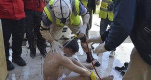 واشنطن تتهم نظام الأسد بهجوم كيميائي جديد على إدلب وتتوعد بالرد