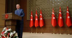 أردوغان يقول تركيا ستقيم منطقة مراقبة قرب منبج السورية