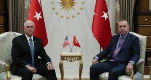 تفاصيل الاتفاق الأمريكي التركي حول الشمال السوري