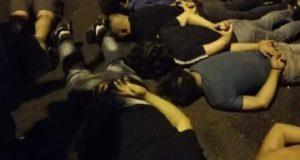 رويترز: قوات الأمن تعتقل المحتجين في وسط بيروت