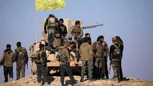 """المليشيات الكردية رفقة نظام الأسد تحشّد وتتقدم في """"الآمنة"""".. من المستفيد من كسر الاتفاق الأمريكي التركي"""