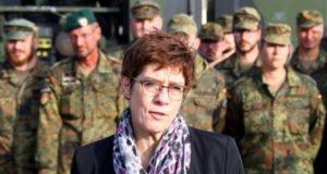ألمانيا تطرح خطة لإقامة منطقة أمنية في سوريا تحظى بدعم أنقرة وواشنطن
