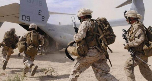 أمريكا بدأت بالانسحاب من الحدود باتجاه الداخل تنفيذاً للآمنة وتخوف السكان من عمليات إرهابية باسم داعش