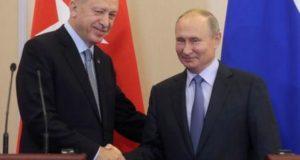 الكرملين: بوتين يبلغ الأسد بنتائج الاتفاق الروسي التركي لينفذها