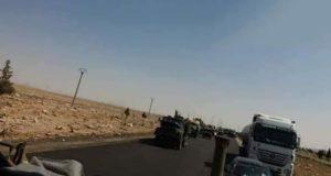 انسحاب جيش الأسد من الطبقة وعين عيسى بعد الاتفاق الأمريكي التركي