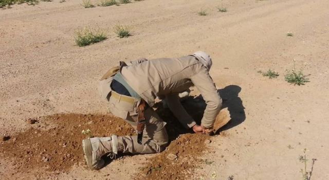 الألغام تفتك بالمدنيين مجدداً في مناطق شمال سوريا