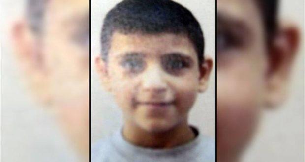 وائل السعود ابن التسعة أعوام وجد مشنوقاً على باب مقبرة في ولاية أزميت