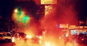 تظاهرات في لبنان بعد فرض الحكومة رسماً على الاتصالات عبر الانترنت