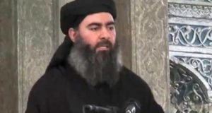 """مقتل زعيم تنظيم داعش """"أبو بكر البغدادي"""""""