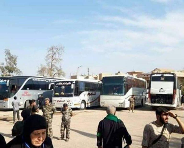 """إيران تستفز ريف ديرالزور وتزيد من """"حجاجها"""" برفقة الحرس الثوري"""