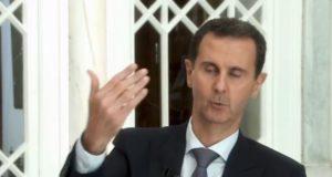 بشار لتلفزيون نظامه: المناطق الخاضعة لسيطرة الانفصاليين الأكراد ستعود تدريجياً وسنجابههم