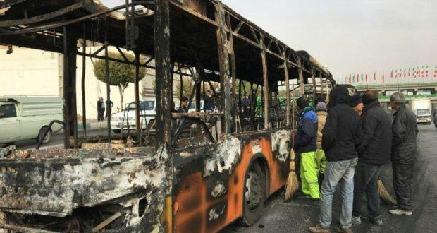 العفو الدولية مقتل أكثر من 160 متظاهراً إيرنياً ونظام الملالي يكذّب التقرير