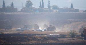 تركيا وروسيا تبدآن دوريات مشتركة في شمال شرق سورية