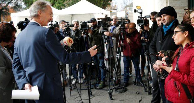 غير بيدرسون:  محادثات دستور سوريا تنتهي دون توافق على جدول أعمال