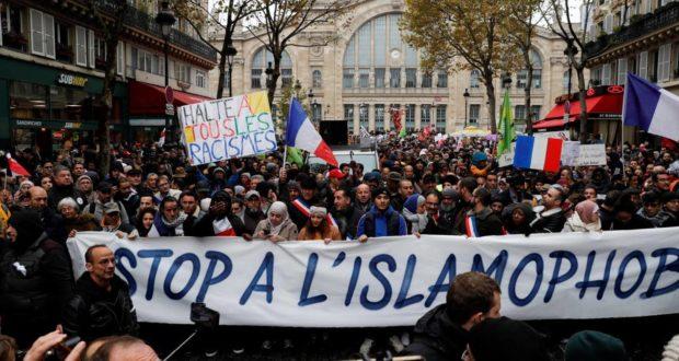 تظاهرة في باريس ضد الإسلاموفوبيا تثير جدلاً حاداً في فرنسا