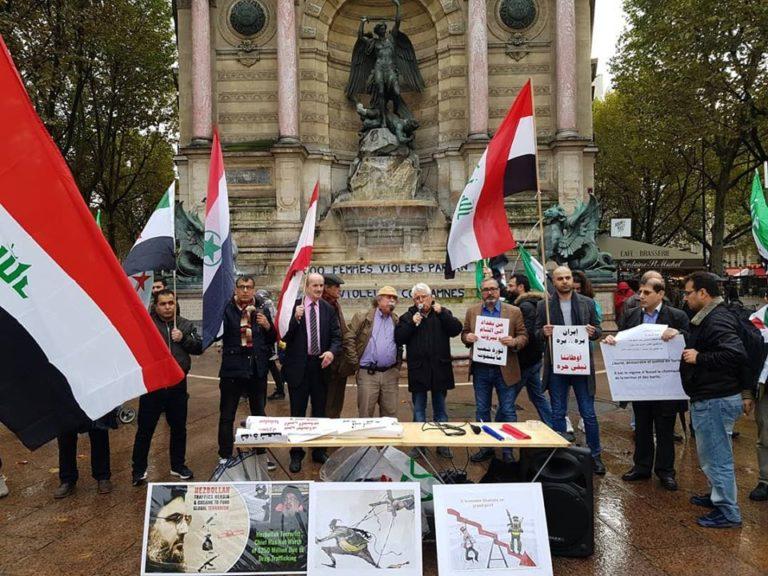 ميشيل مورزير للرقة بوست: ثلاثة ثوابت لماكرون في سورية والأوربيون مغيّبون عنها وعليهم أن يدعموا الربيع العربي