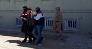 تركيا تعتقل المشتبه به في هجوم السيارة المفخخة التي فجّرت أمس في مدينة الباب