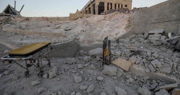 تحقيق الأمم المتحدة بقصف مستشفى في سوريا قد يتأثر بالضغط الروسي