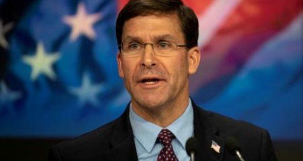 وزير الدفاع الأمريكي: أتممنا الانسحاب الجزئي من سورية وأبقينا 600 جندي