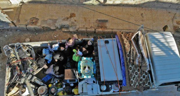 استشهاد 12 مدنياً بالقصف على إدلب