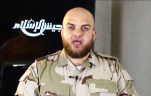 """كيف اعتقلت فرنسا """"إسلام علوش"""" وماذا و وجهت له وحدة جرائم الحرب من تهم"""