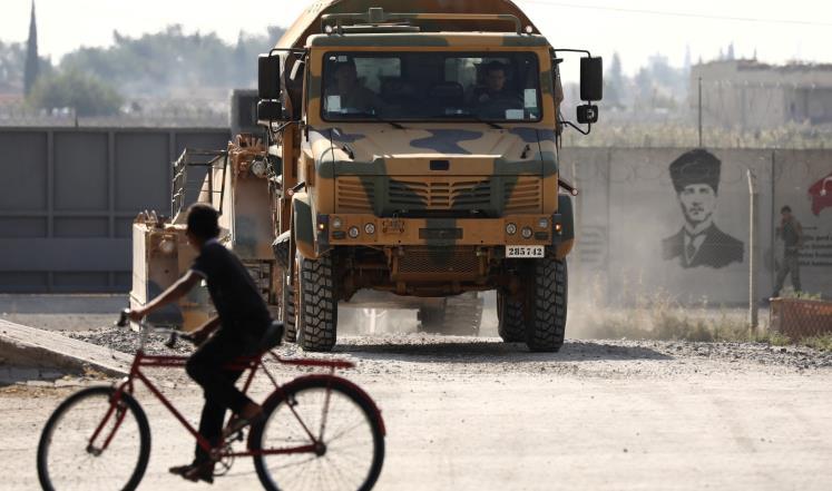 مقتل 9 جنود أتراك على الأقل بقصف جوي في إدلب