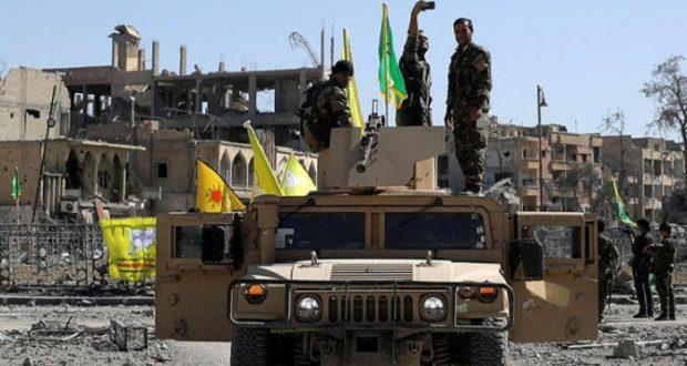 المليشيات الكردية تعتقل مدراء منظمتين ومنسق مشروع أمريكي داخل الرقة