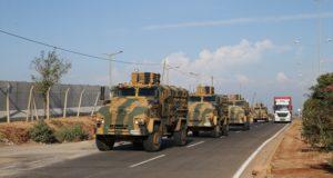 تركيا تنشئ نقطة مراقبة بمطار تفتناز بإدلب